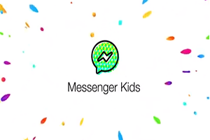 Messenger kids has been launched by Facebook