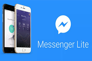 Facebook messenger lite for Android is out