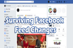 Surviving Facebook Feed Changes