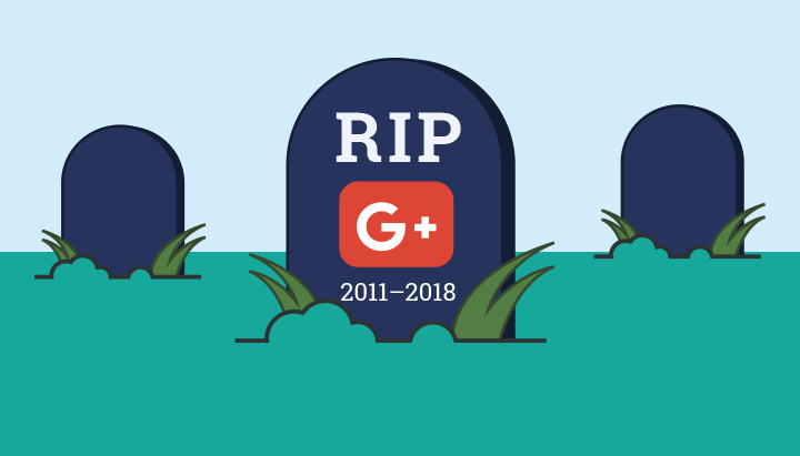 Google plus is coming to an end